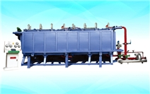 EPS 全自动卧式风冷板材成型机
