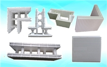 EPS建筑模块生产流程图