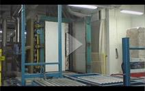 EPS全自动直立式真空板材成型机FK-VBM3000