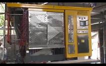 EPS高效节能全自动真空成型机